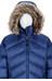 Marmot Montreaux jakke Børn blå